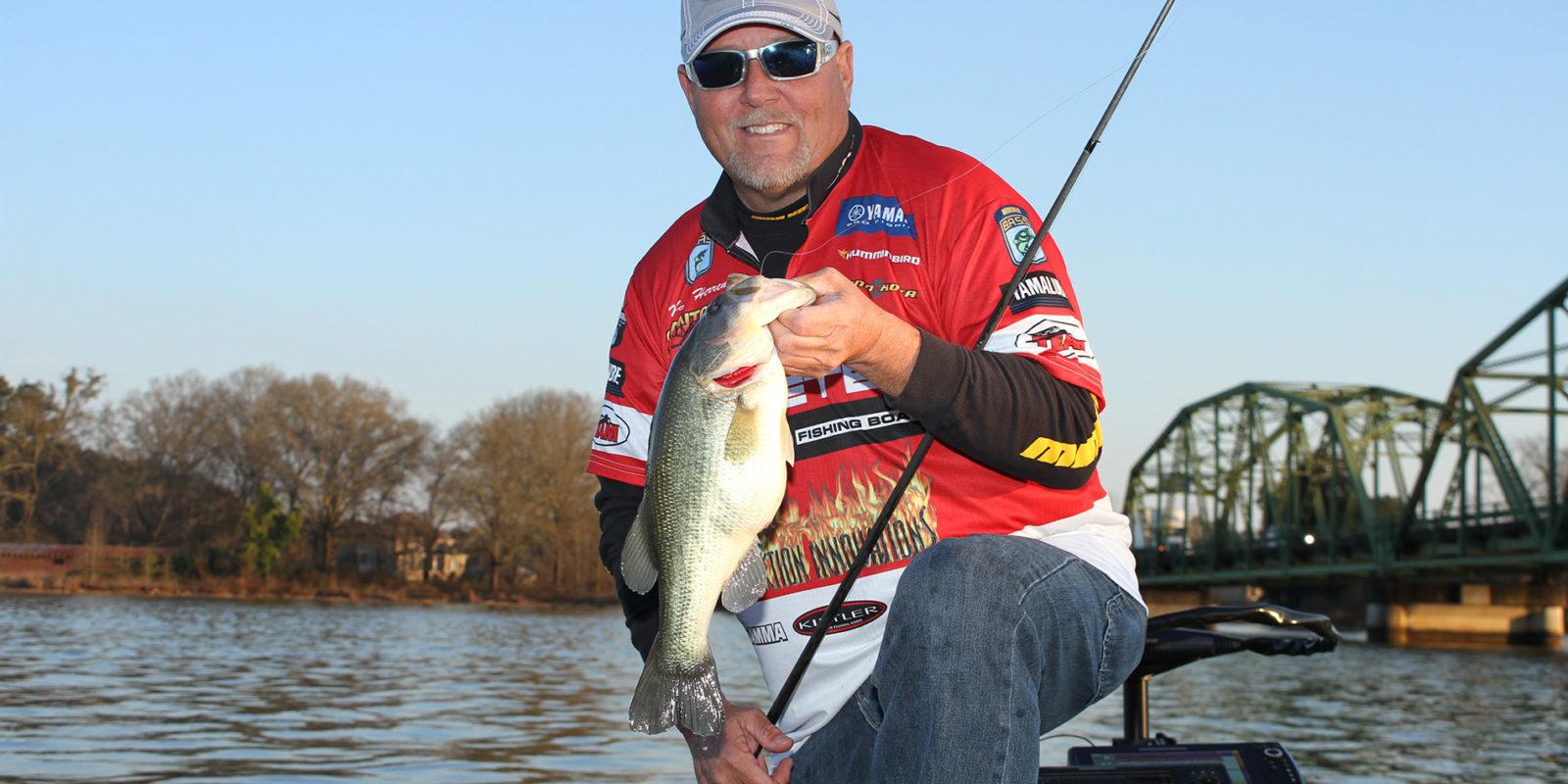 Fish Neely Henry Lake Matt Herren Preview Alabama Bass Trail 2016 event